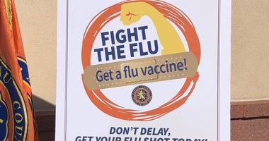 'Fight the Flu' Nassau county