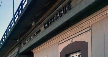 Copiague LIRR Station
