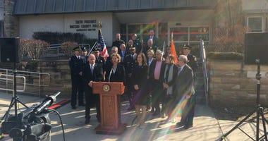 Nassau County precinct
