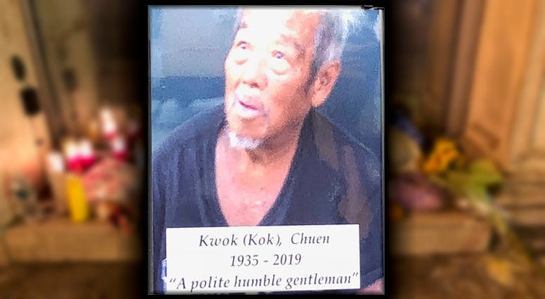 Kwok Chuen Chinatown Beating