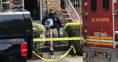 Queens fire suspected bomb-making materials