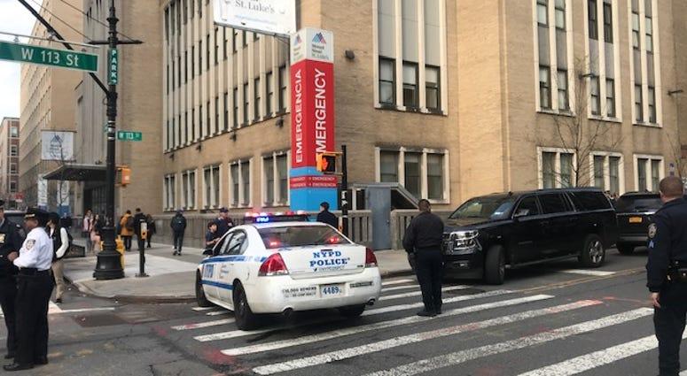 Police Shooting Washington Heights
