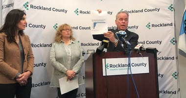 Rockland County Executive Ed Day