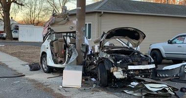 Suffolk County crashes