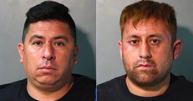 Long Island burglary suspects
