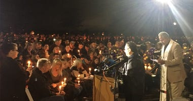 Upstate Limo Crash Vigil