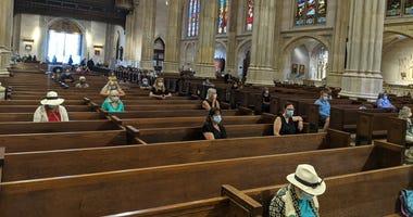 St. Patrick's Mass