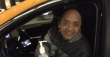 NYC cab driver