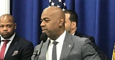 Newark Mayor Mayor Ras Baraka