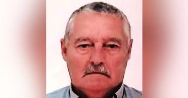 John Tench missing tourist