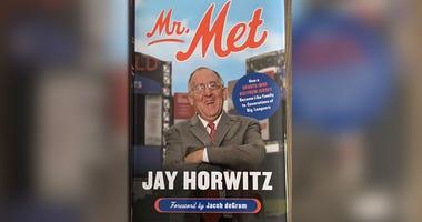 Jay Horwitz Mr. Met