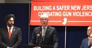 Gov. Phil Murphy: New Jersey Fight Against Gun Crime