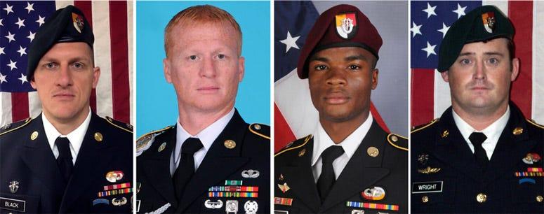 Niger Ambush Victims