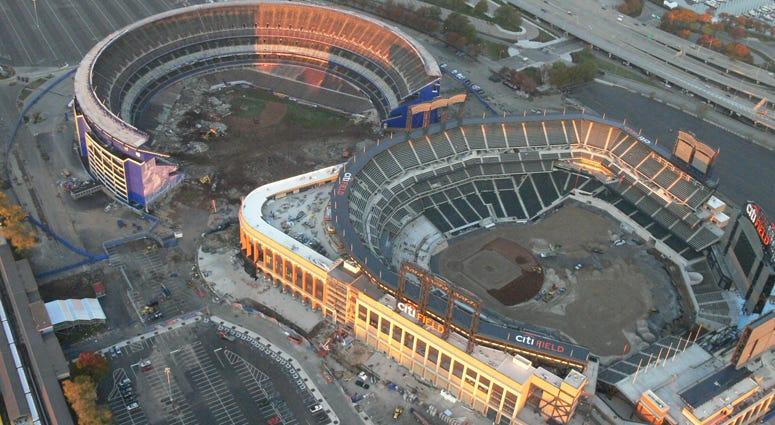 Shea Stadium and Citi Field