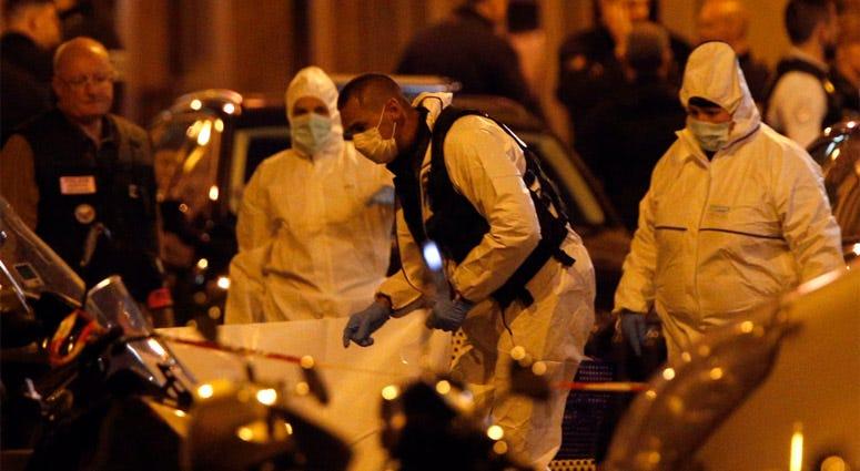 Paris Knife Attacks