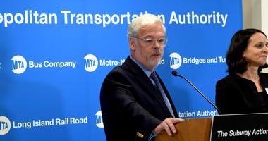 Pat Foye, MTA