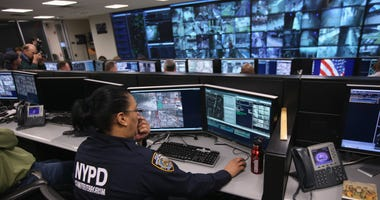 NYPD Overseeing Security Cameras