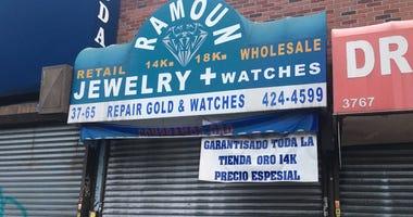 Queens jewelry store heist