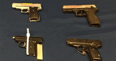 Queensbridge Houses Guns