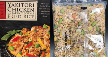 Fried rice recall