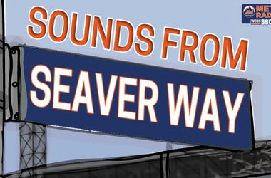 Sounds From Seaver Way Cover