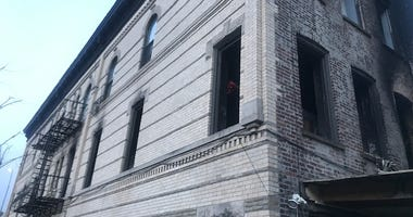 Bushwick apartment fire