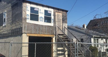 Sandy-Damaged East Rockaway Home Left Unlivable