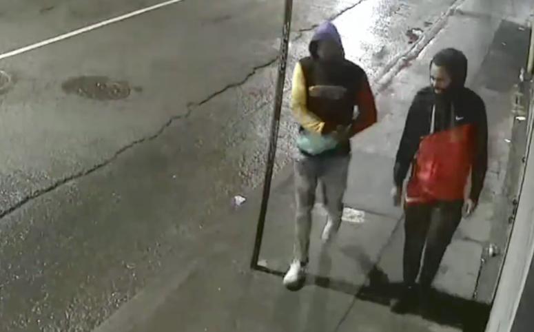 Woman raped on Brooklyn street