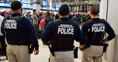 Homeland Security at Penn Station