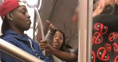 Subway Beating