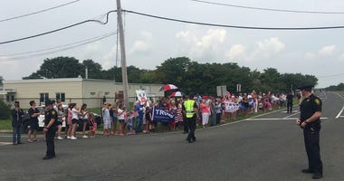 Trump Supporters On Long Island
