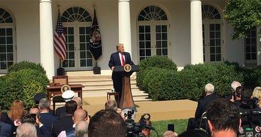 Trump Signs 9/11 VCF Bill