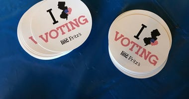 New Jersey voting