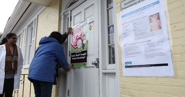 Measles Rockland County