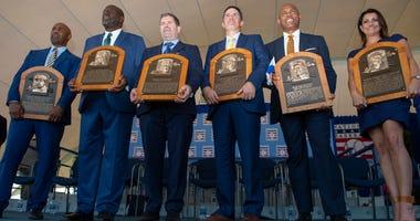 2019 Baseball Hall of Fame Inductees