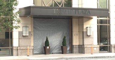 Trump Plaza in New Rochelle