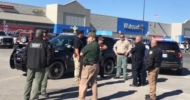 Duncan Walmart Shooting