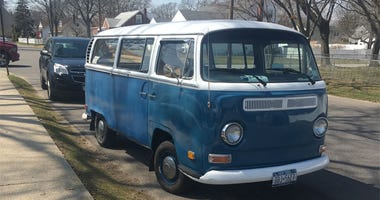 Kyle Cropsey's Volkswagen Bus