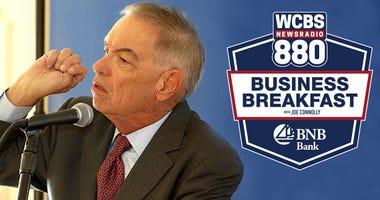 WCBS 880 Business Breakfast Fall 2020
