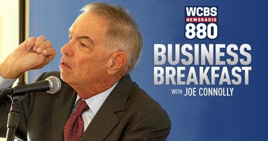 WCBS 880 Business Breakfast