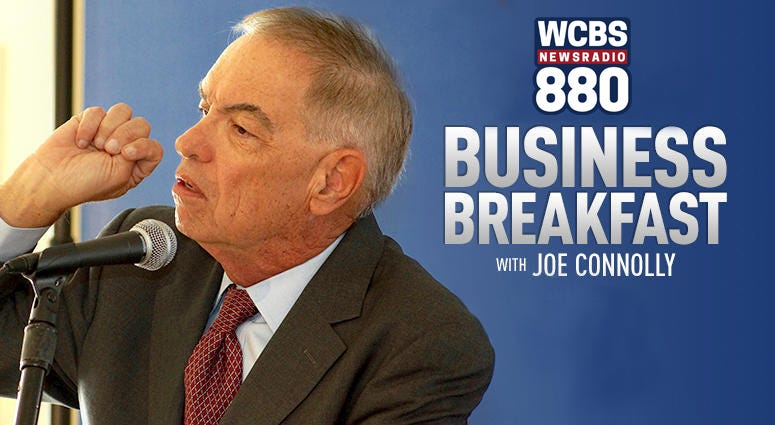WCBS 880 Business Breakfast