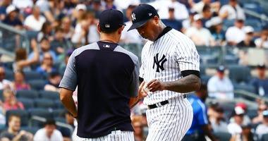 New York Yankees: Aroldis Chapman