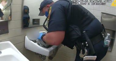 NJ Transit Officers Save Baby