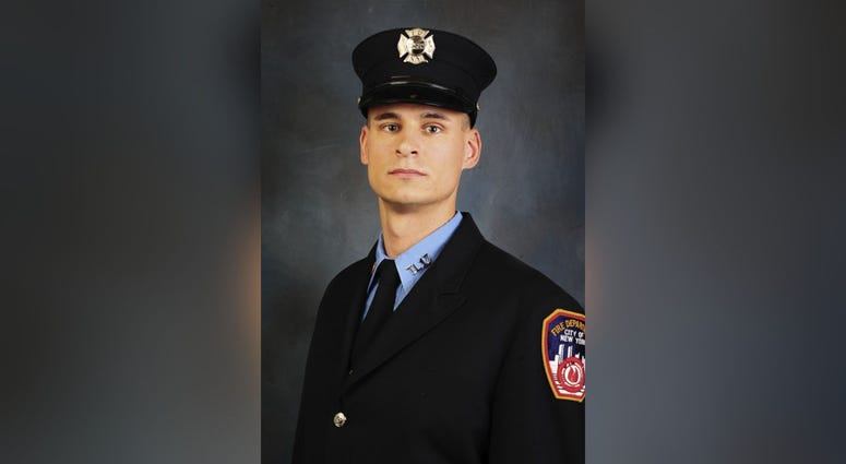 Christopher Slutman FDNY