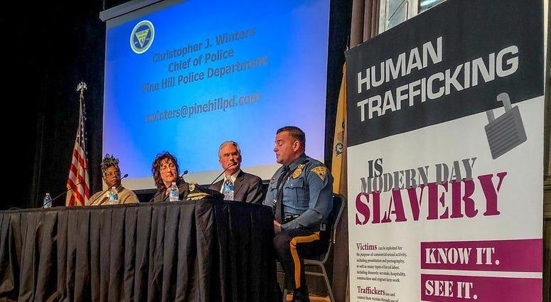 New Jersey Human Trafficking Panel
