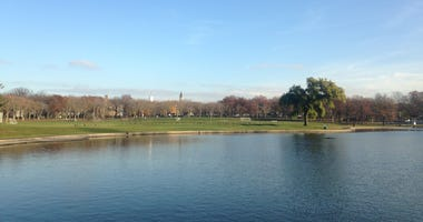 Lincoln Park in Jersey City