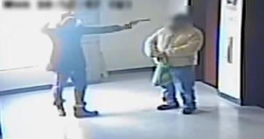 Elevator robbery