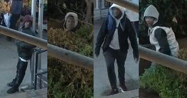 Fruit vendor robberies