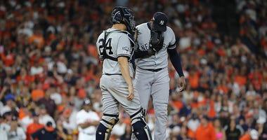 New York Yankees v Houston Astros - Game Six