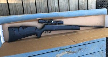 Suffolk Police Pellet Gun